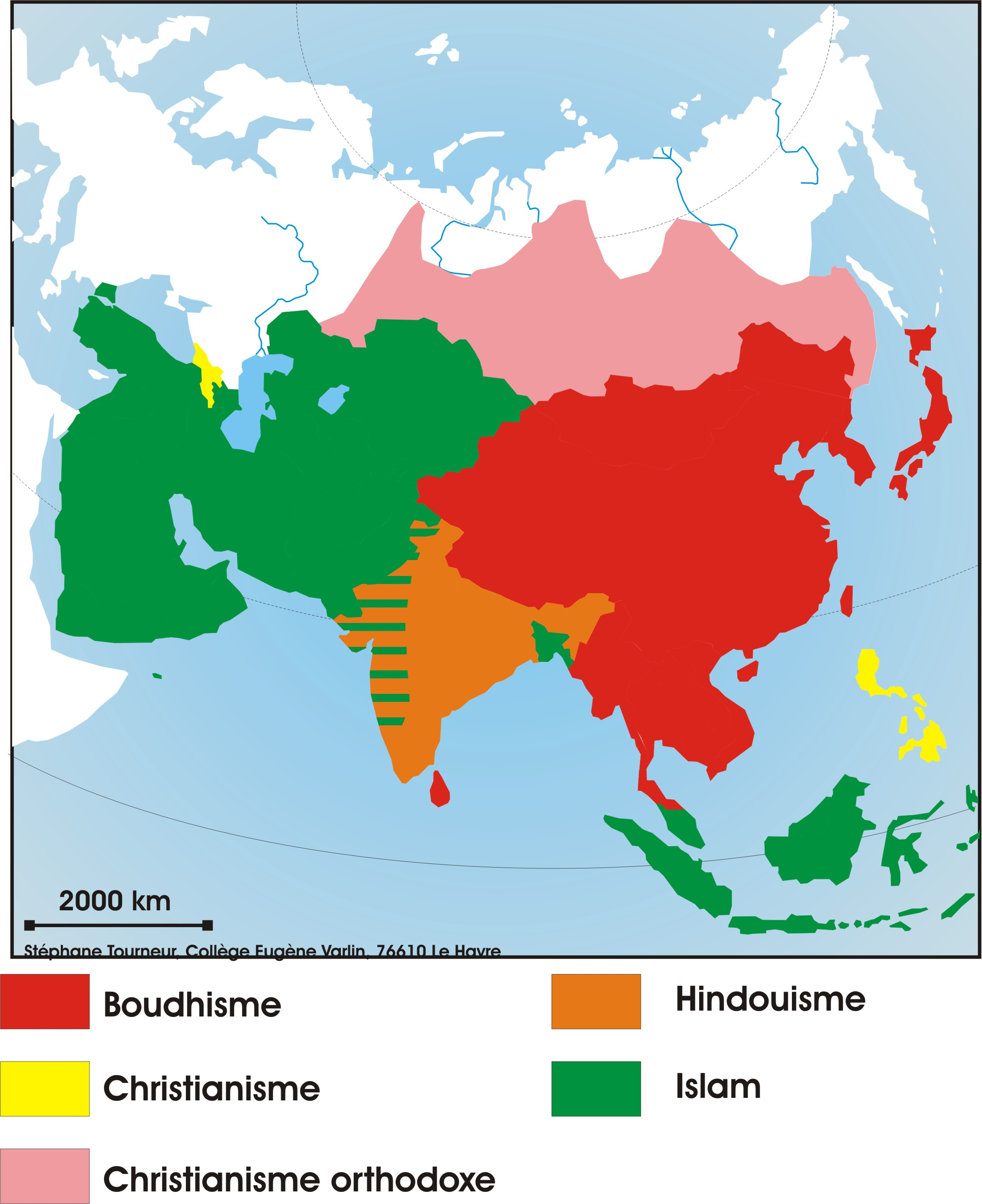 East Asian Religions 30