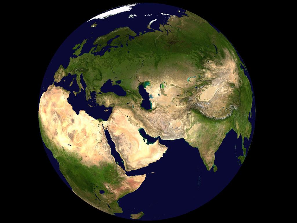 www.Mappi.net : World Maps : Satellite maps
