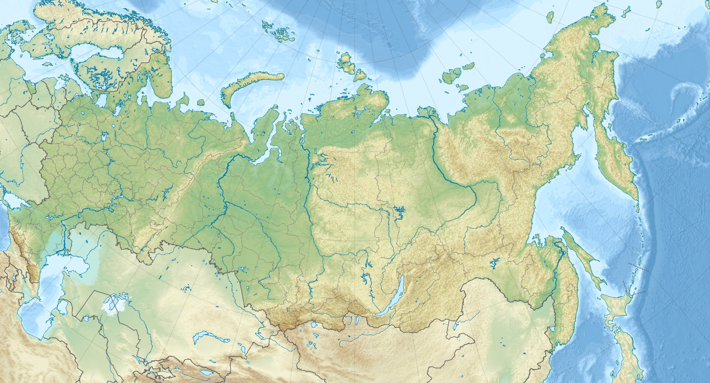 maps of countries russia. Black Bedroom Furniture Sets. Home Design Ideas