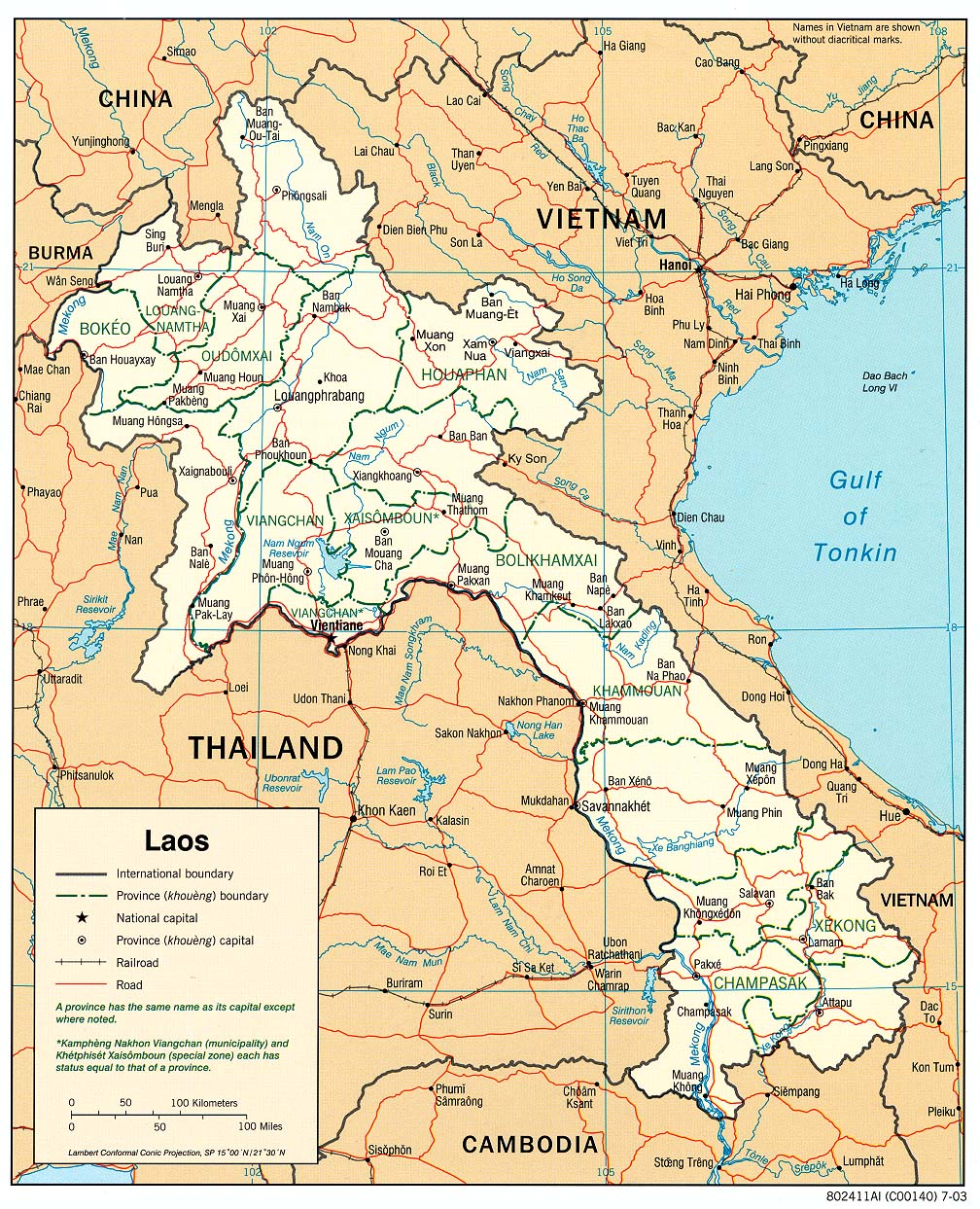 Mappi maps of countries the laos map of the laos gumiabroncs Images